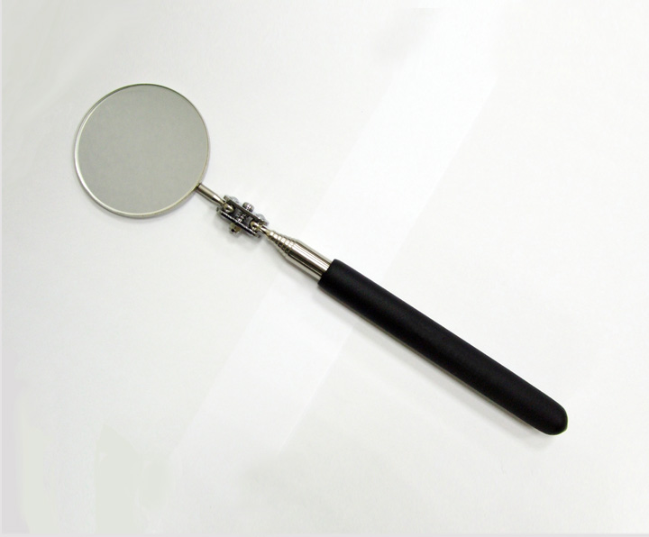 1105D Stainless Steel Telescopic Inspection Mirror