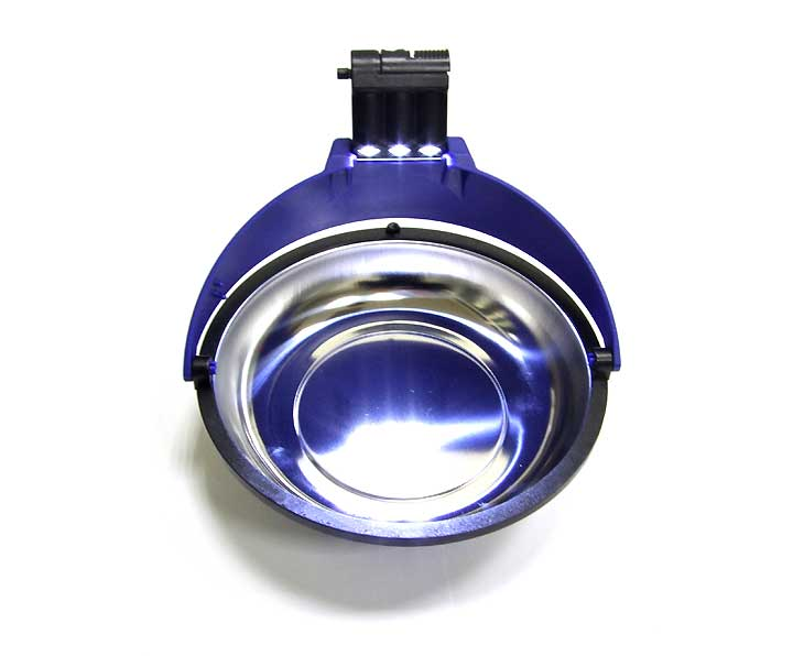 1341D Magnetic Tray with LED Light 150 mm